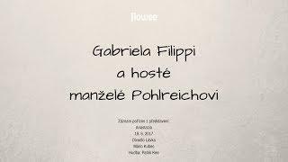 Flowee - Léčivé divadlo Gabriely Filippi - Manželé Pohlreichovi