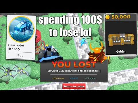 P2P TOWERS ONLY IN TDS.. (costed $100)   ROBLOX