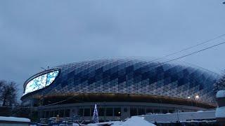 ВТБ Арена Матч Открытие Динамо Москва 2-0 Автомобилист