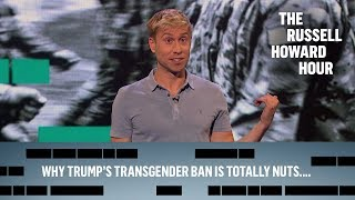 Why Trump's transgender ban is totally nuts...