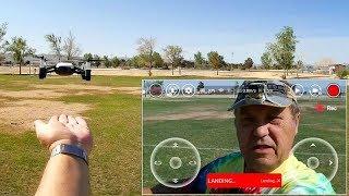 DJI Ryze Tello Selfie Drone Flight Test Review