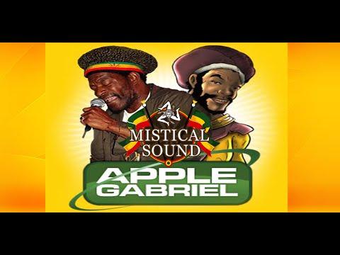 Israel Vibration- Apple Gabriel - Rude Boy Shuffling'  (Mistical Sound)dubplate Original version