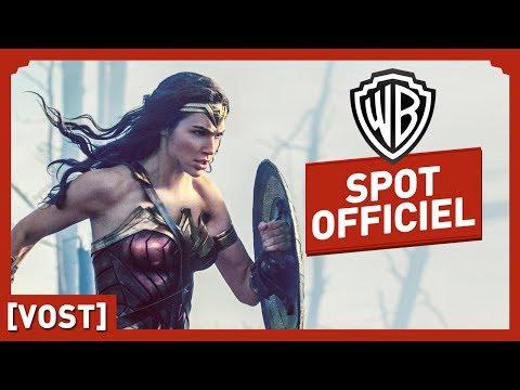 Wonder Woman - Spot Officiel (VOST) - Gal Gadot