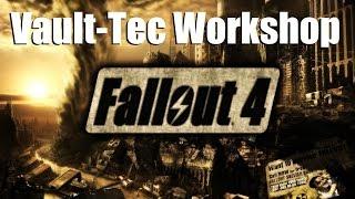 Fallout 4. Vault-Tec Workshop [PC] Прохождение