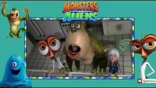 Монстры против Пришельцев сериал 2013   смотреть онлайн 2