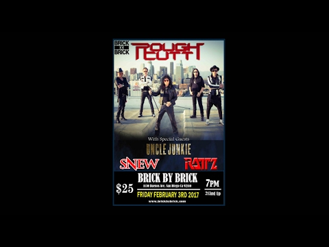 Rough Cutt - Take Her / Piece of My Heart  02/03/2016  Brick By Brick San Diego, Ca  Paul Shortino (Vocals)  Chris Hager (Guitar)  Amir Derakh (Guitar) Matt Thorne (Bass) David Alford (Drums)  http://www.roughcutt.com/  DSD Productions Video David S. Dykstra Videography Victor A Nieto III Promotor