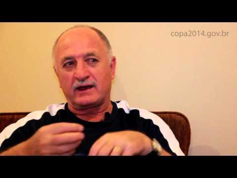 Histórias das Copas   Luiz Felipe Scolari