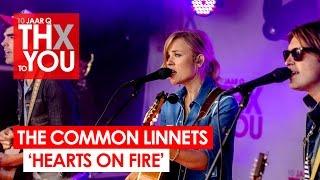the common linnets hearts on fire live bij q music 10 jaar q
