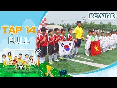 Cầu Thủ Nhí 2016 [REWIND] Trận Bóng Đầy Quyết Liệt Giữa Các Cầu Thủ Nhí Với Đội Park Ji Sung | #14
