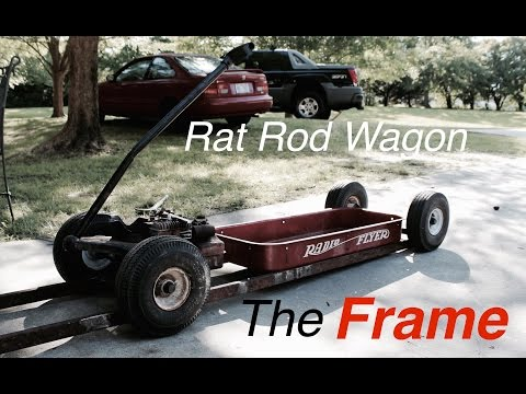 rat rod wagon build pt 2 yt. Black Bedroom Furniture Sets. Home Design Ideas