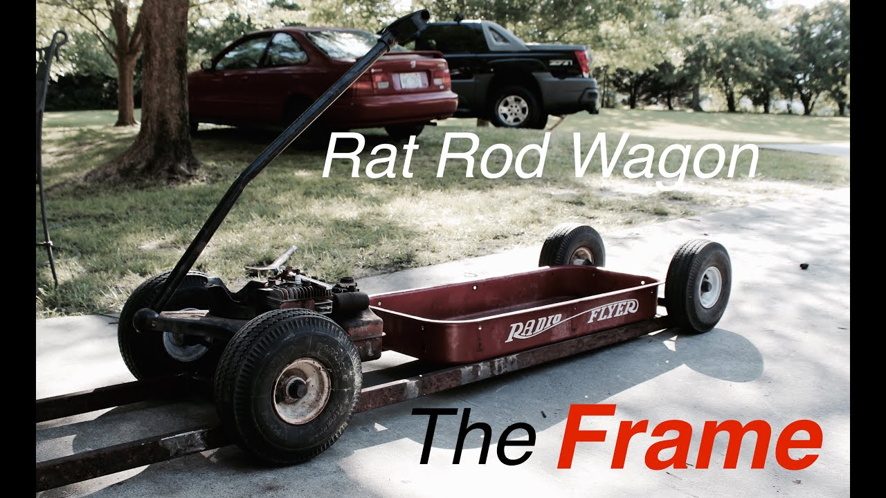Rat Rod Wagon Build: Pt. 2 - YouTube