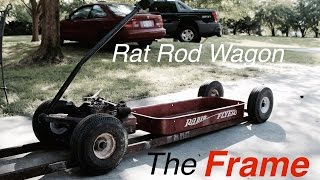 Rat Rod Wagon Build: Pt.  2