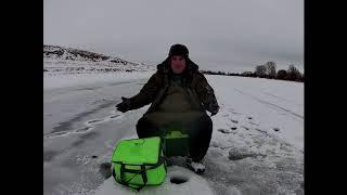 Рыбалка на реке Большой Иргиз 04 01 2021 года