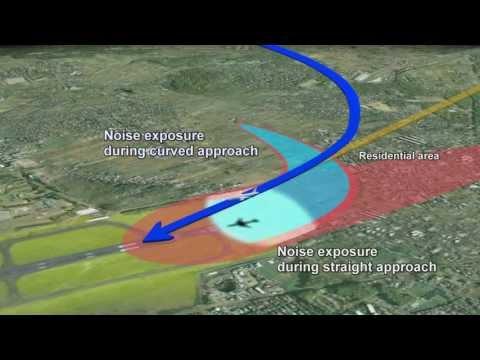 Next generation air-traffic management system