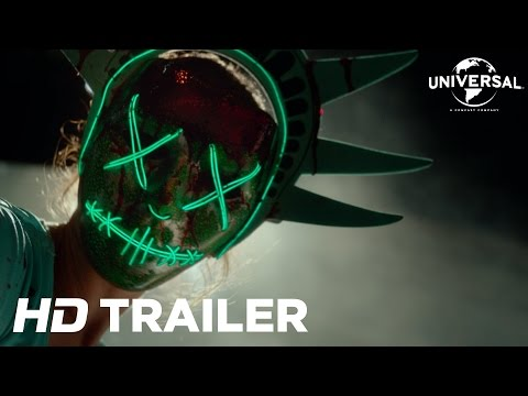 The Purge: Election year -  trailer A