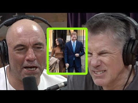 Joe Rogan On Prince Harry And Meghan Leaving Royal Family