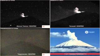 Popocatepetl - 20151217 - 18:00 A 23:59 Hrs