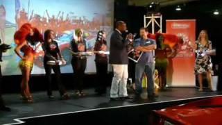 Partinform Trade show Soweto - 2011