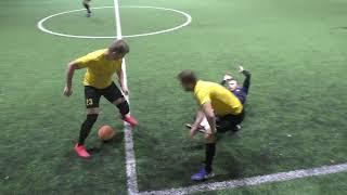 Полный матч AZ 41 FC Perun Турнир по мини футболу в Киеве