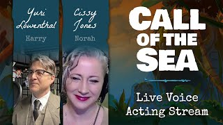 Call of the Sea - Prequel Story Live Performance with Cissy Jones and Yuri Lowenthal