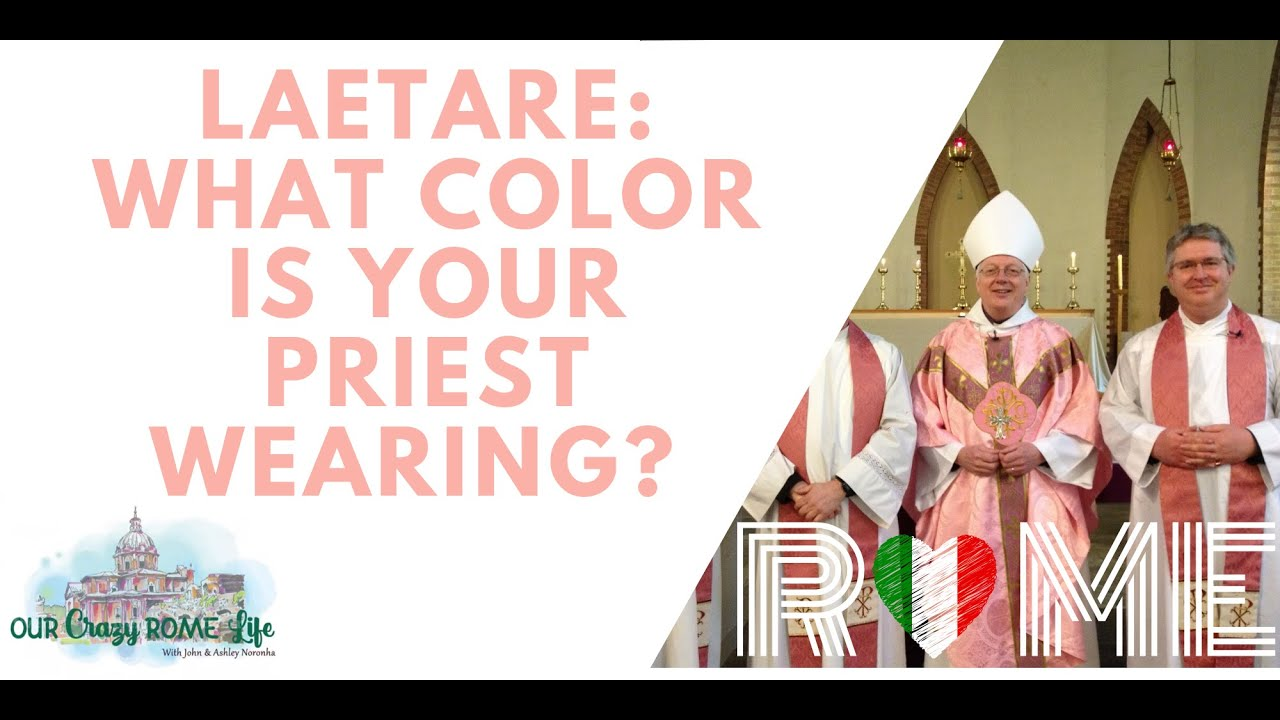 What color do you REALLY wear on Leatare Sunday?