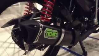 Yamaha Vega ZR with Nobi Neo Silent Sport