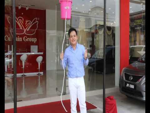 ALS Ice Bucket Challenge MK Curtain Group Dato Calvin Khiu