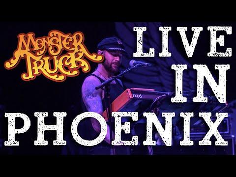Monster Truck LIVE In Phoenix, AZ In Comerica Theatre