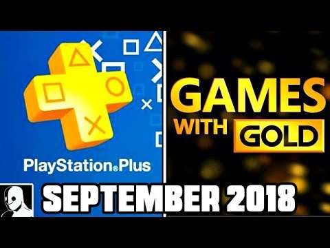 Playstation Plus Vs Xbox Games With Gold September 2018