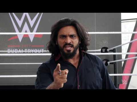 Kickboxer-turned-actor Saurav Gurjar Sets Sights On WWE Ring