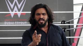 Kickboxer-turned-actor Saurav Gurjar sets sights on WWE ring