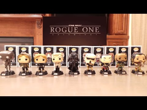 Rogue One Funko POPS! (Unboxing + Review)