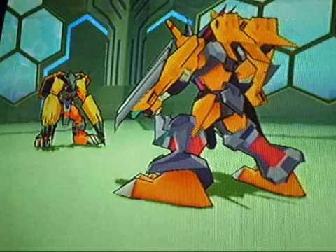 Digimon Data squad , battle vs Wargreymon X - Parte 1