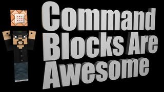 Command Blocks Are Awesome 03 - Color Text / Delay