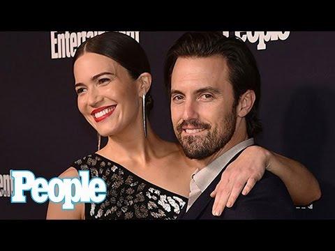 This Is Us: Mandy Moore, Milo Ventimiglia & Cast Talk Season 2 Teaser & More | People NOW | People