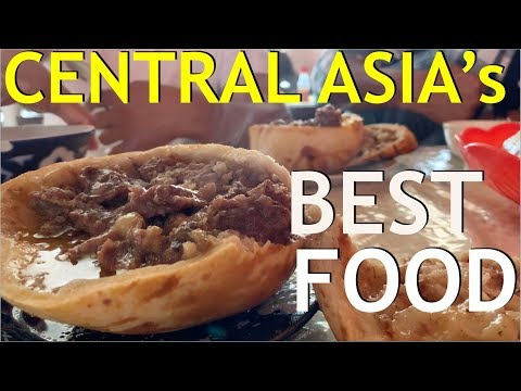 The Best Food You've Never Heard Of (Central Asian)