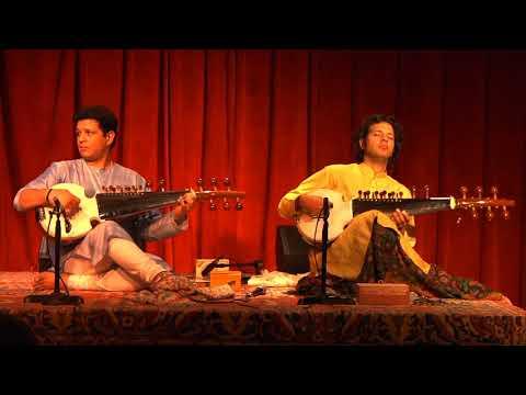 Sarod | Amaan Ali Bangash & Ayaan Ali Bangash I Raga Kirwani I Live At Outpost I