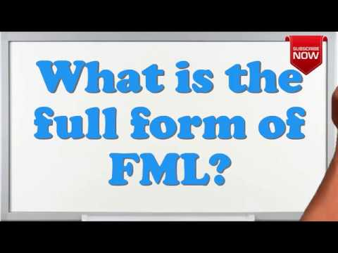 What is the full form of FLM? - YouTube