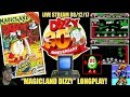 [AMSTRAD CPC] Magicland Dizzy - (Live) Longplay & Review! [Xyphoe Live Stream]