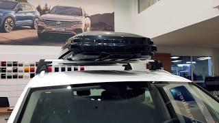 Поперечні релінги на дах | Оригінальне багажне обладнання Volkswagen