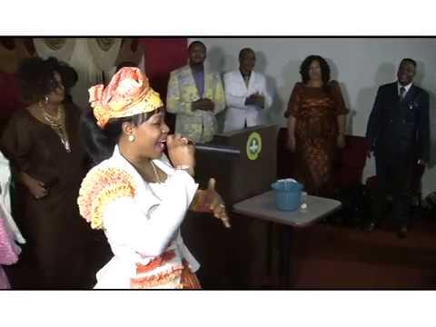 Yesu Telema Prophete Israel Bakongo Obesa