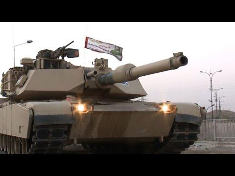 القوات العراقية تدخل مدينة كركوك