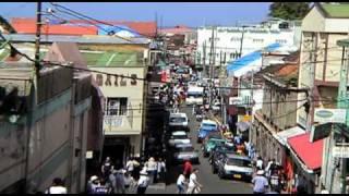 La Grenade - Visite des lieux - Croisière caraïbes