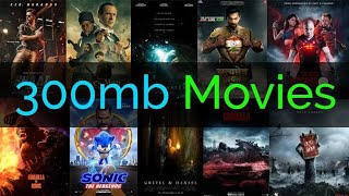 How to download movies #300mb and full HD