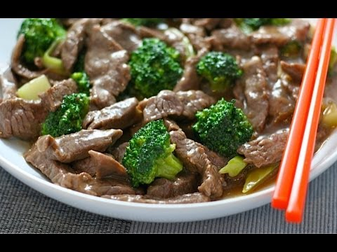 How Make Beef With Broccoli With Chef Katie Chin