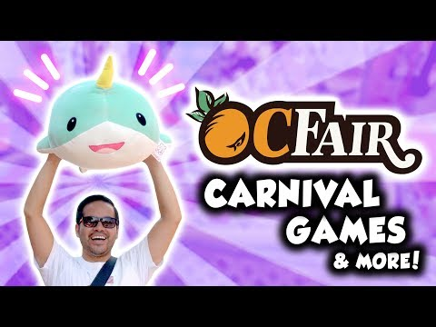 Carnival Games And More At The OC Fair!