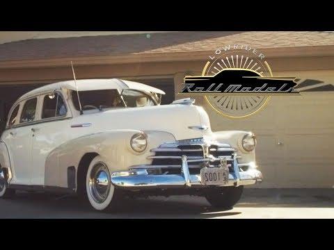 Sam Chavira & His 1948 Chevrolet Fleet Master Sports Sedan  - Lowrider Roll Models Ep. 4