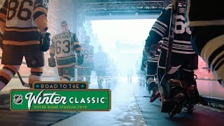 Road To The NHL Winter Classic Episode 3