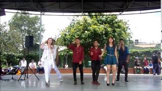 Time To Love - T Ara Feat Supernova - Dance Cover B&G Elegant