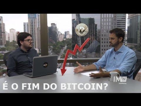 É o fim do bitcoin? Qual o significado da forte queda de preço?